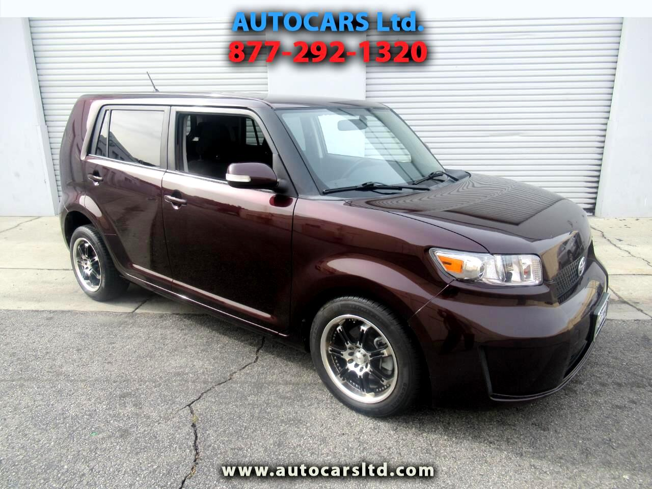 Scion xB 5dr Wgn Man (Natl) 2008