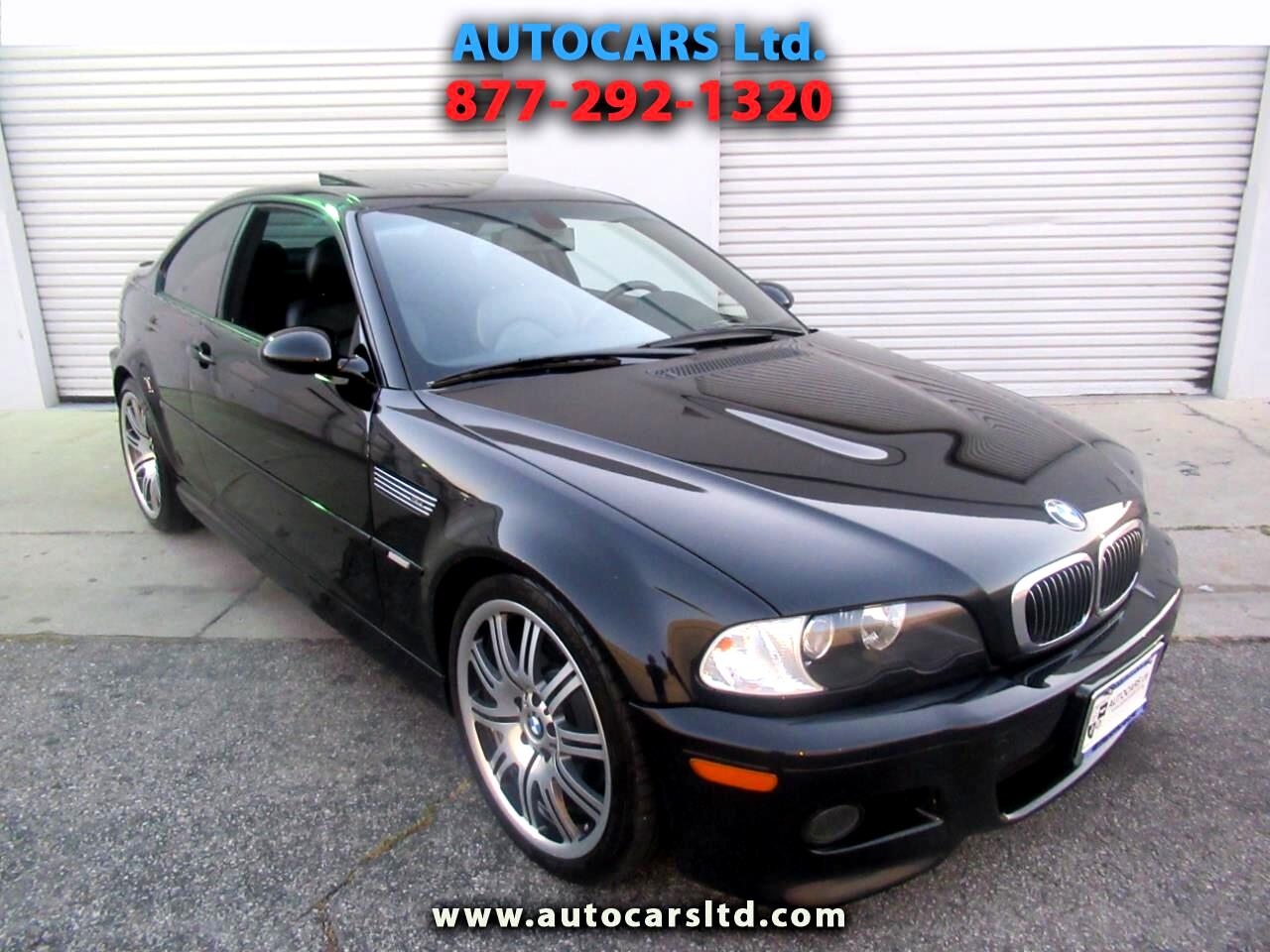 BMW 3 Series M3 2dr Cpe 2004