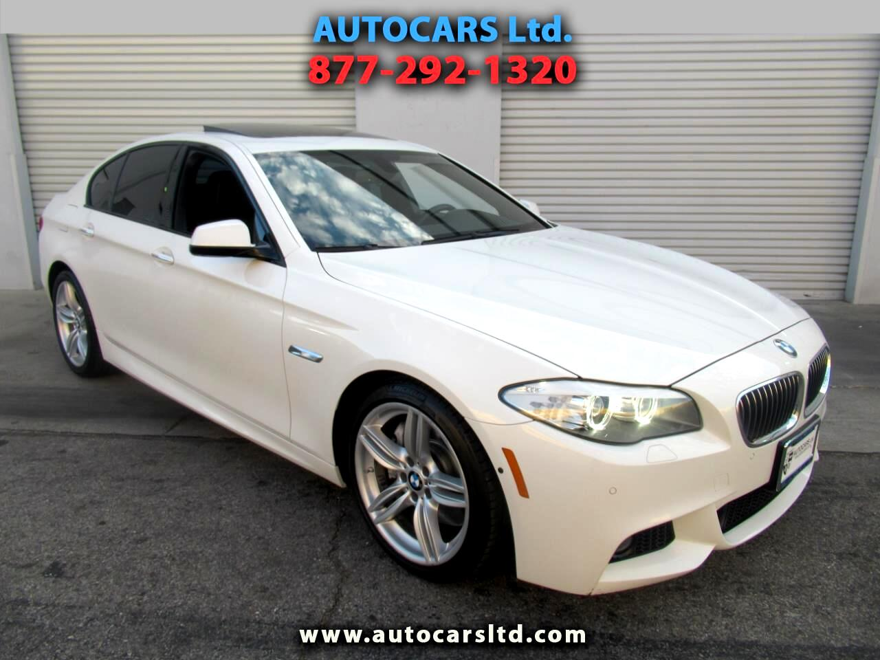 BMW 5 Series 535i Automatic 2013