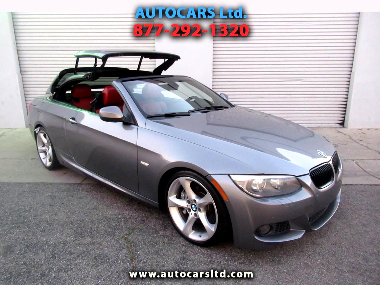 BMW 3 Series 2dr Conv 335i 2012