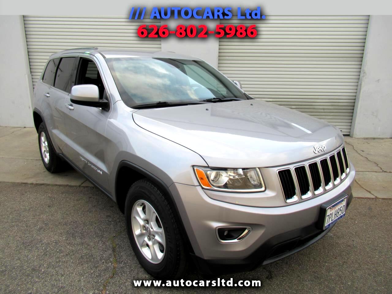 Jeep Grand Cherokee RWD 4dr Laredo 2015
