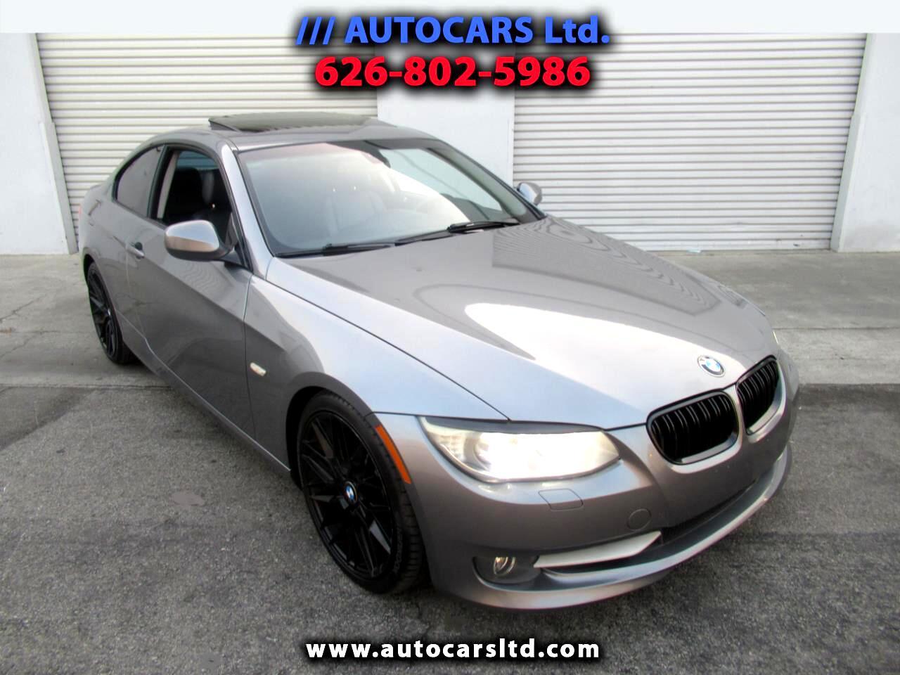 BMW 3 Series 2dr Cpe 335i RWD 2011