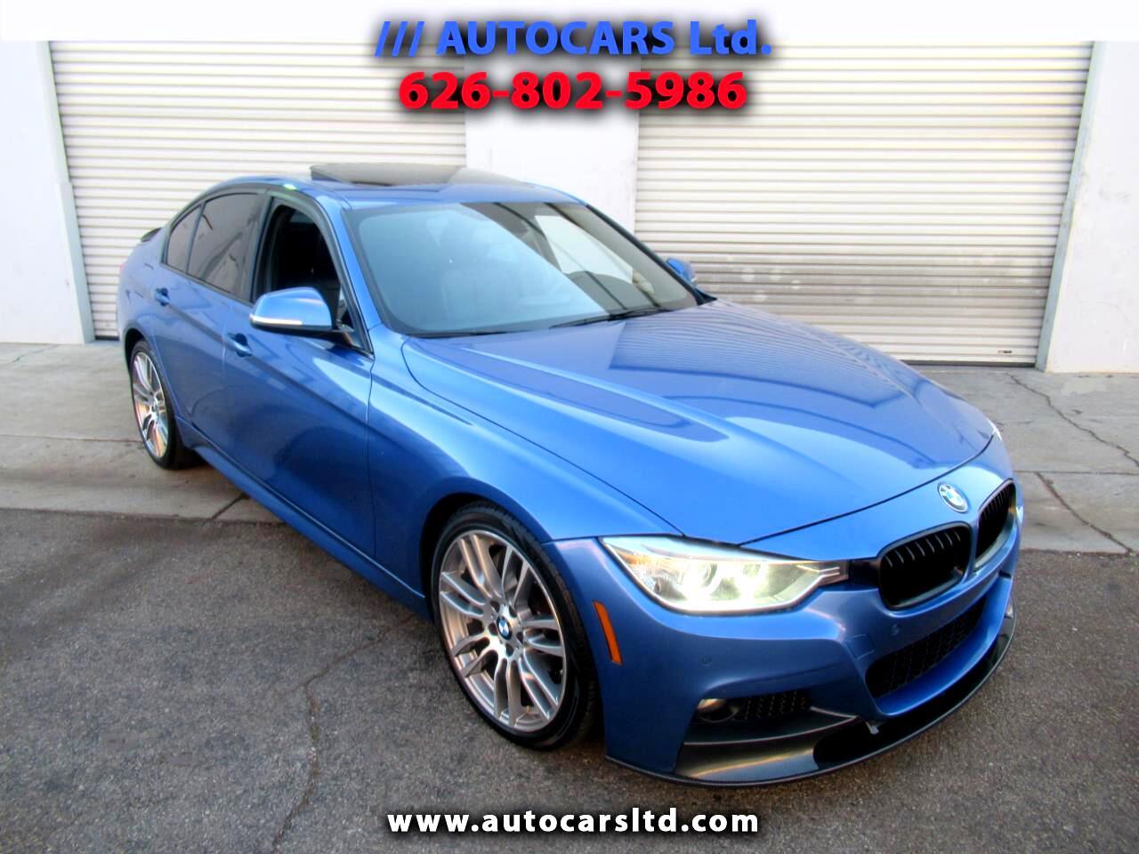 BMW 3 Series 4dr Sdn 335i RWD 2015