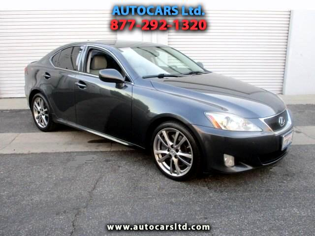 2008 Lexus IS IS 350