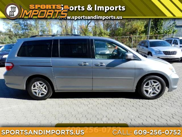 2006 Honda Odyssey EX-L w/ DVD and Navigation