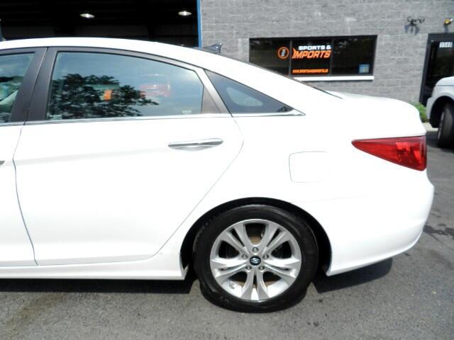 2013 Hyundai Sonata Limited Auto