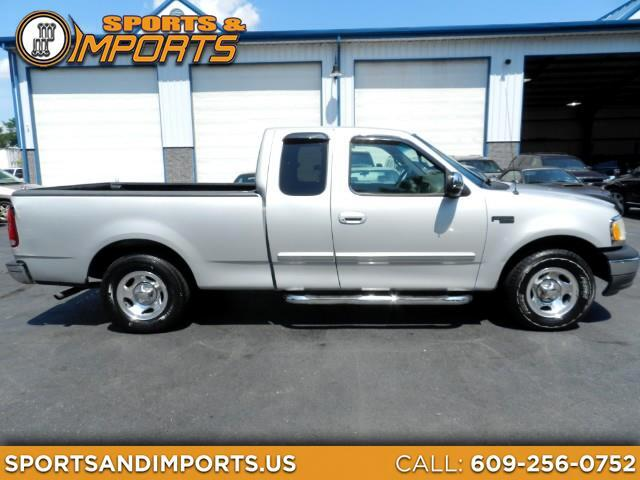 2001 Ford F-150 XLT SuperCab Long Bed 2WD