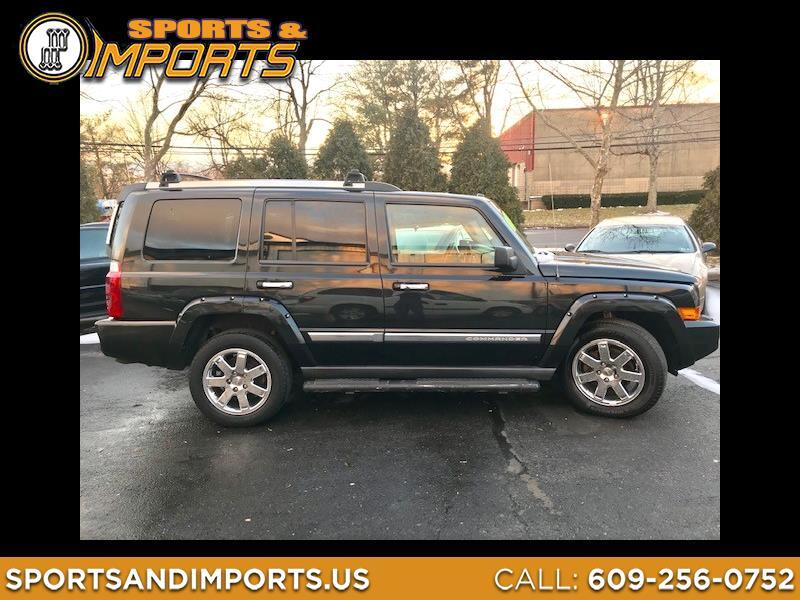 2009 Jeep Commander 4WD 4dr Overland