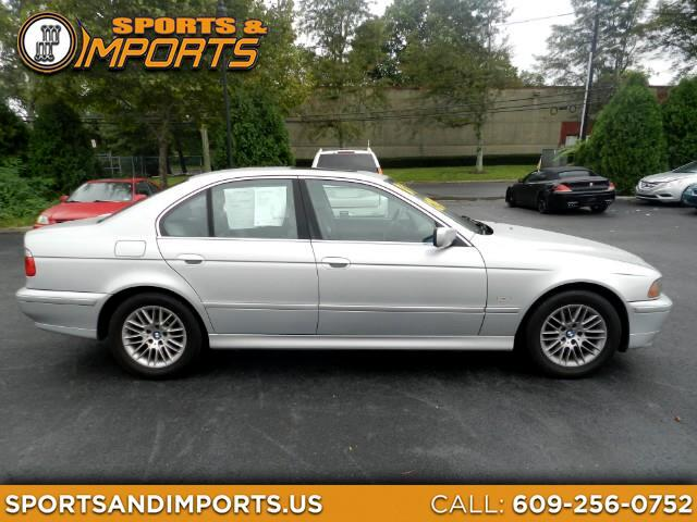 2001 BMW 5-Series 530i