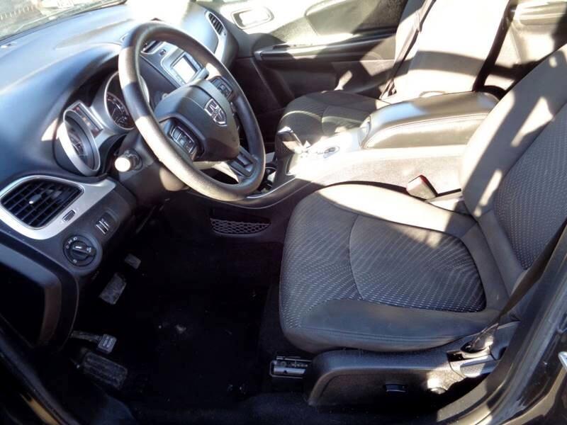 2014 Dodge Journey SXT AWD