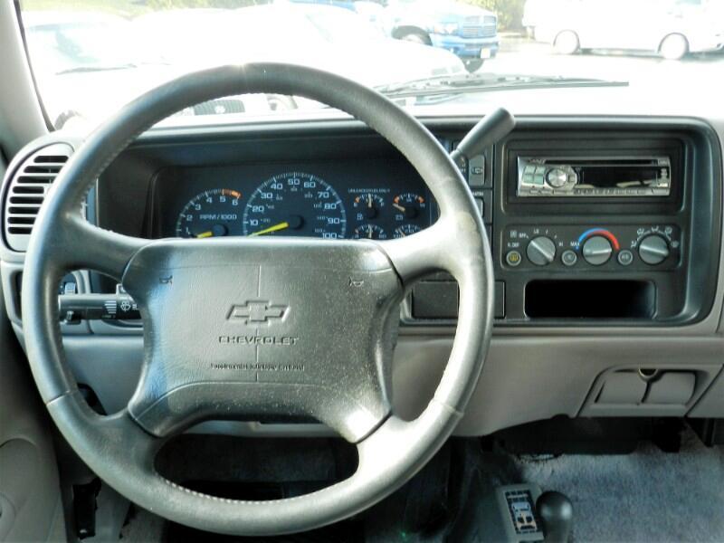 1996 Chevrolet Tahoe 2-Door 4WD