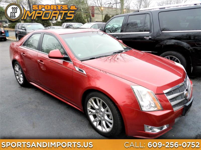 2011 Cadillac CTS Sedan 4dr Sdn 3.6L Performance AWD
