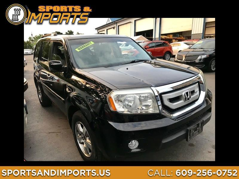 Used 2009 Honda Pilot EX-L 4WD with DVD for Sale in Trenton