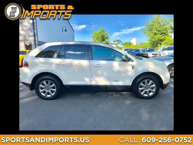 Lincoln MKX AWD 2008