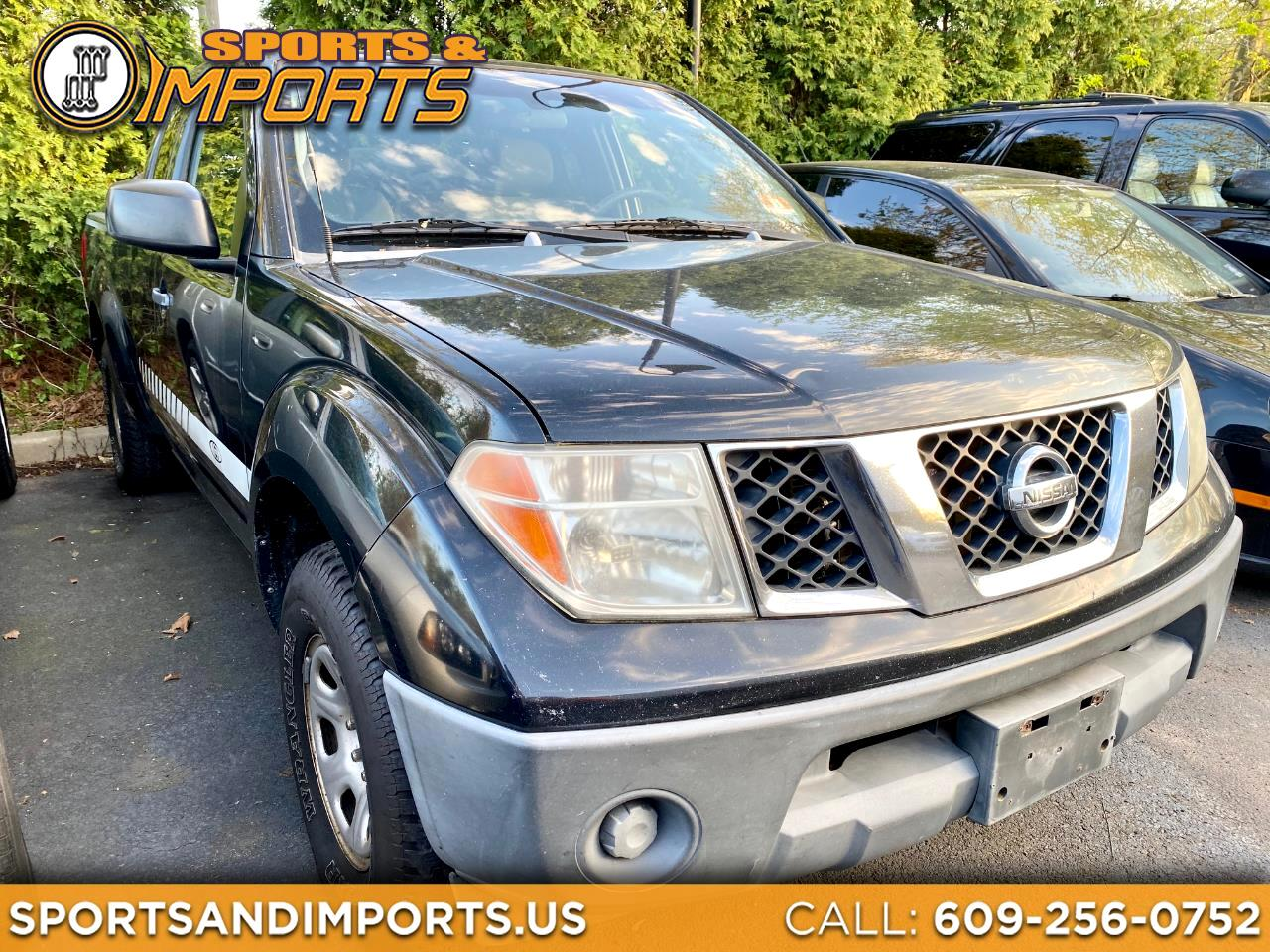 Nissan Frontier XE King Cab 2006