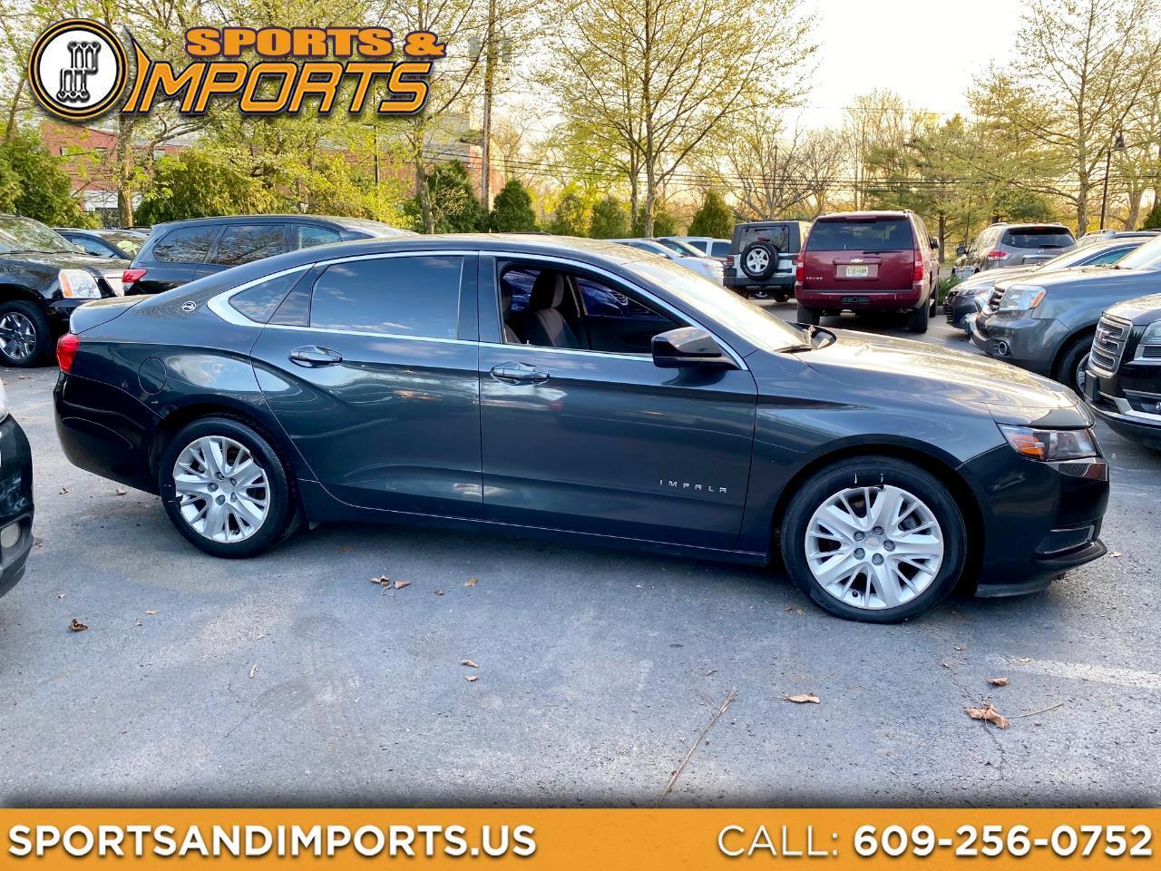Chevrolet Impala 4dr Sdn LS Eco 2015