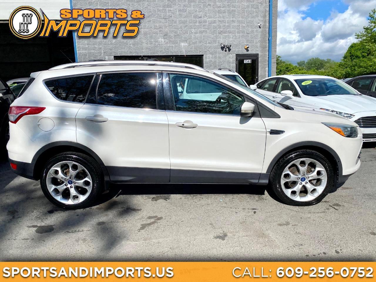 Ford Escape 4WD 4dr Titanium 2013