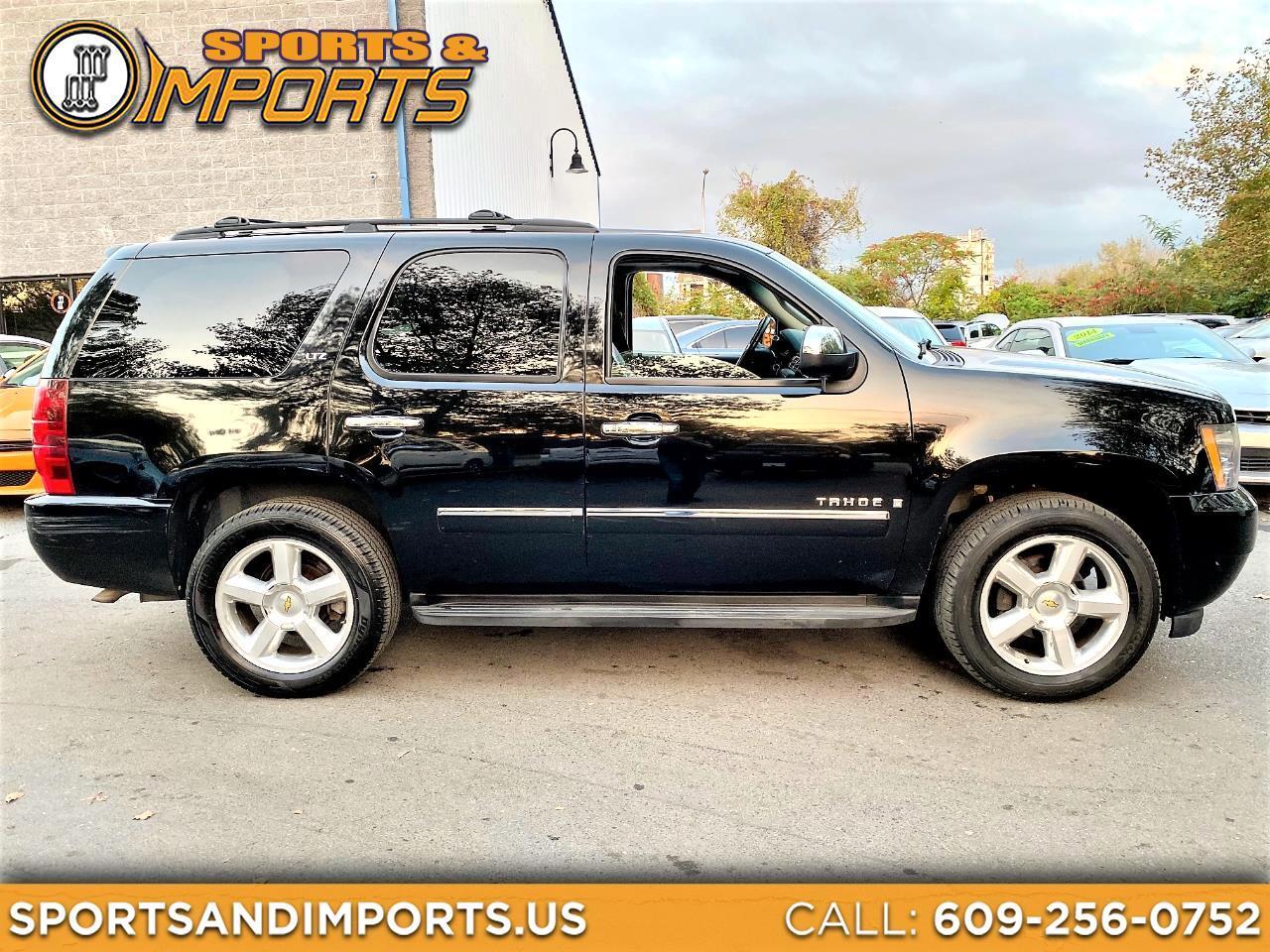 Chevrolet Tahoe 4WD 4dr 1500 LTZ 2009
