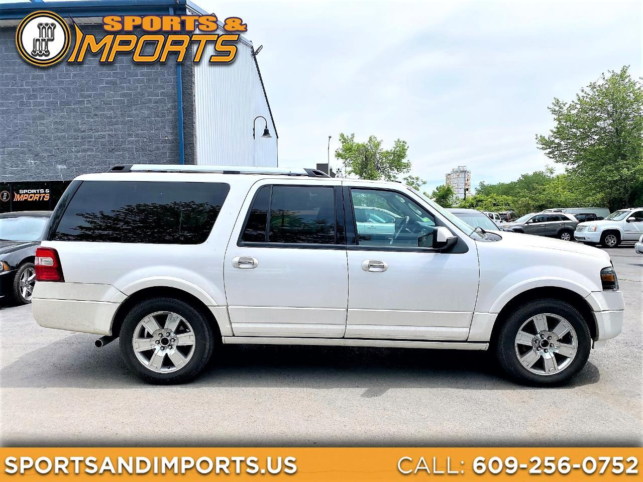 Ford Expedition EL 4WD 4dr Limited 2010