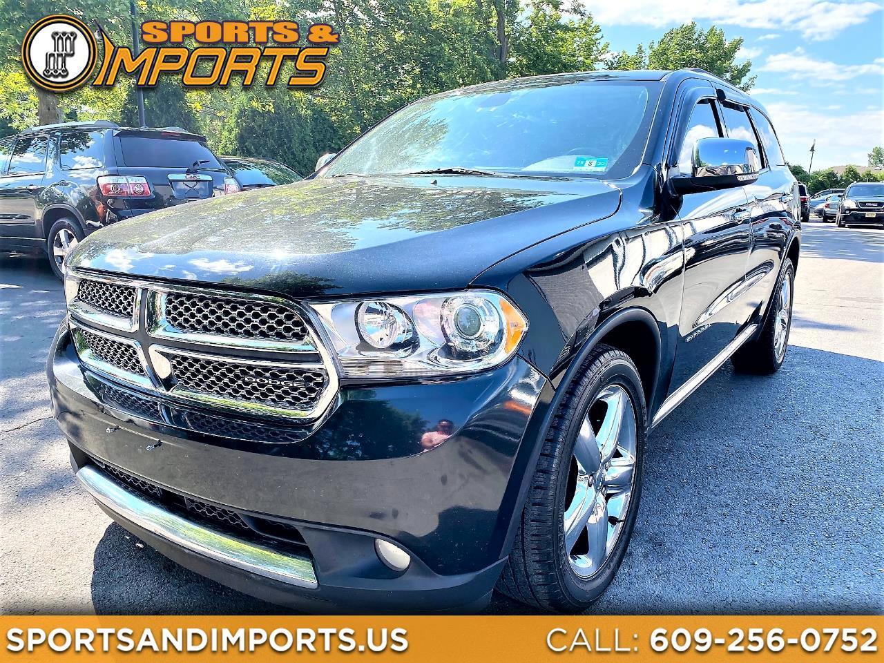 Dodge Durango AWD 4dr Citadel 2011