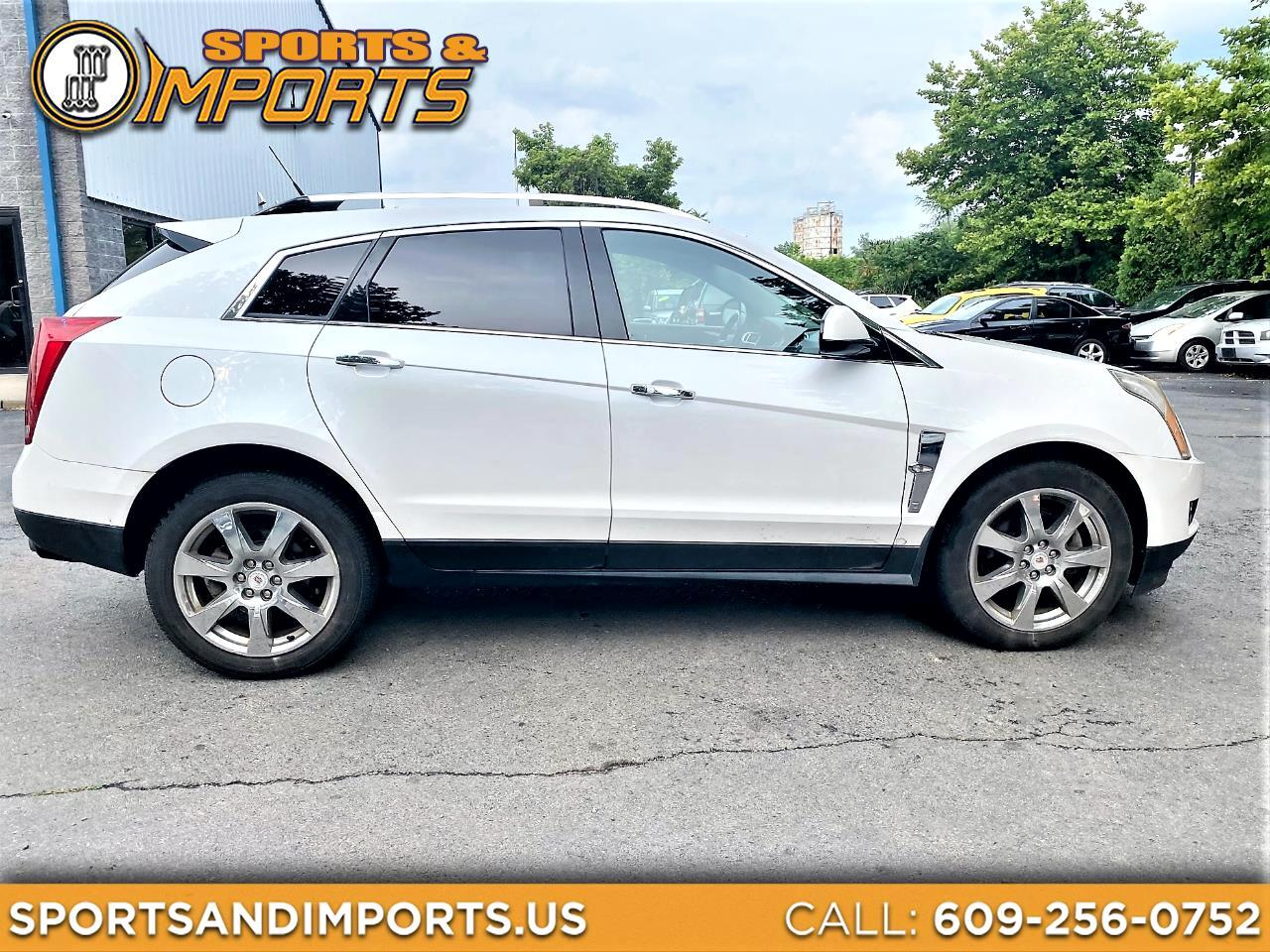 Cadillac SRX AWD 4dr Performance Collection 2012