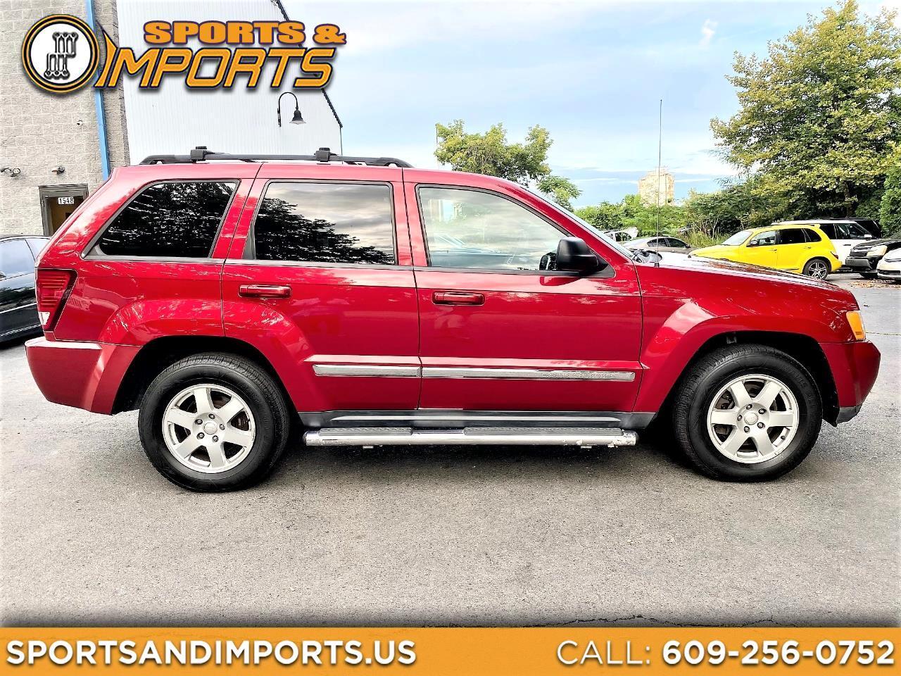 Jeep Grand Cherokee 4WD 4dr Laredo 2010
