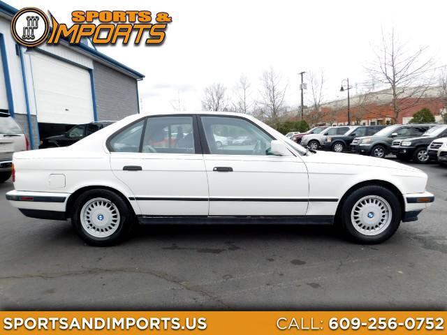 1991 BMW 5-Series 525i