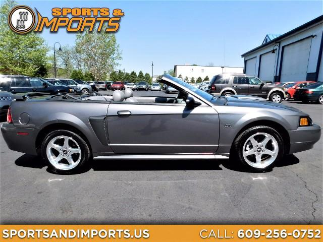2003 Ford Mustang GT Premium Convertible