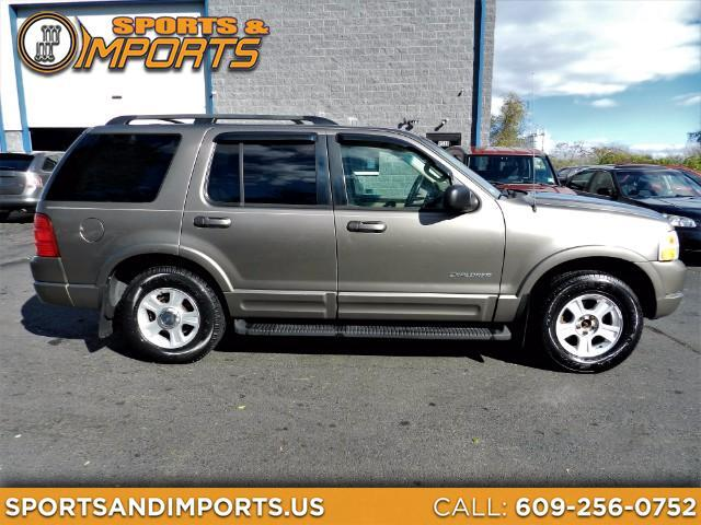 2002 Ford Explorer Limited 4WD