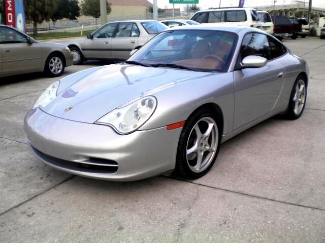 2002 Porsche 911 Carrera Coupe