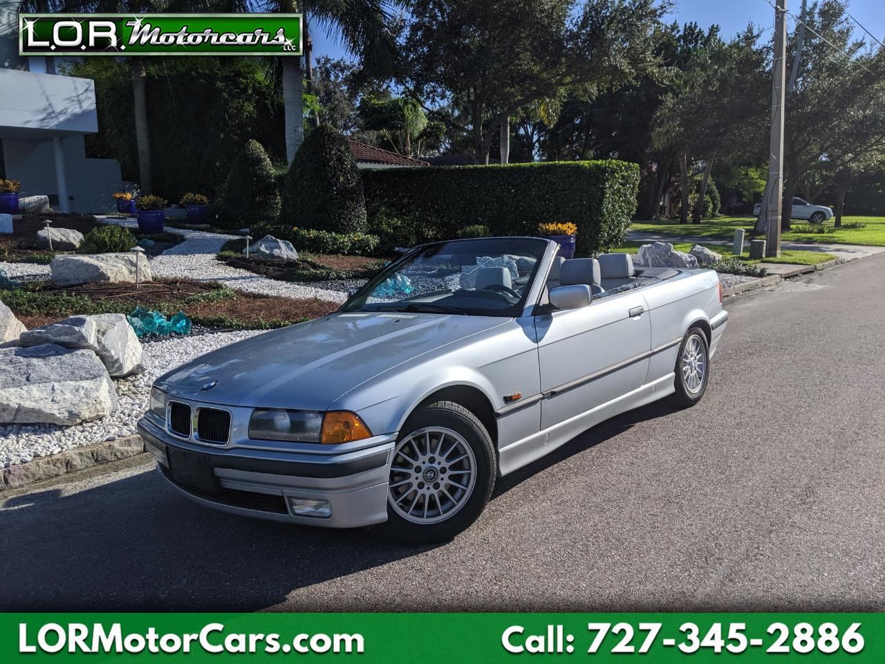 BMW 3-Series 328iC 1996