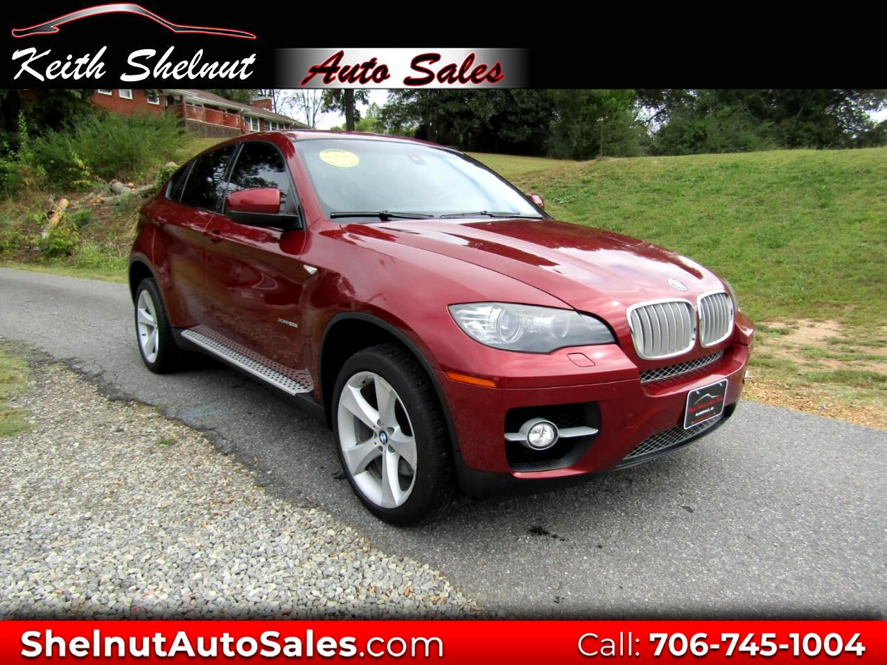 2008 BMW X6 AWD 4dr xDrive50i