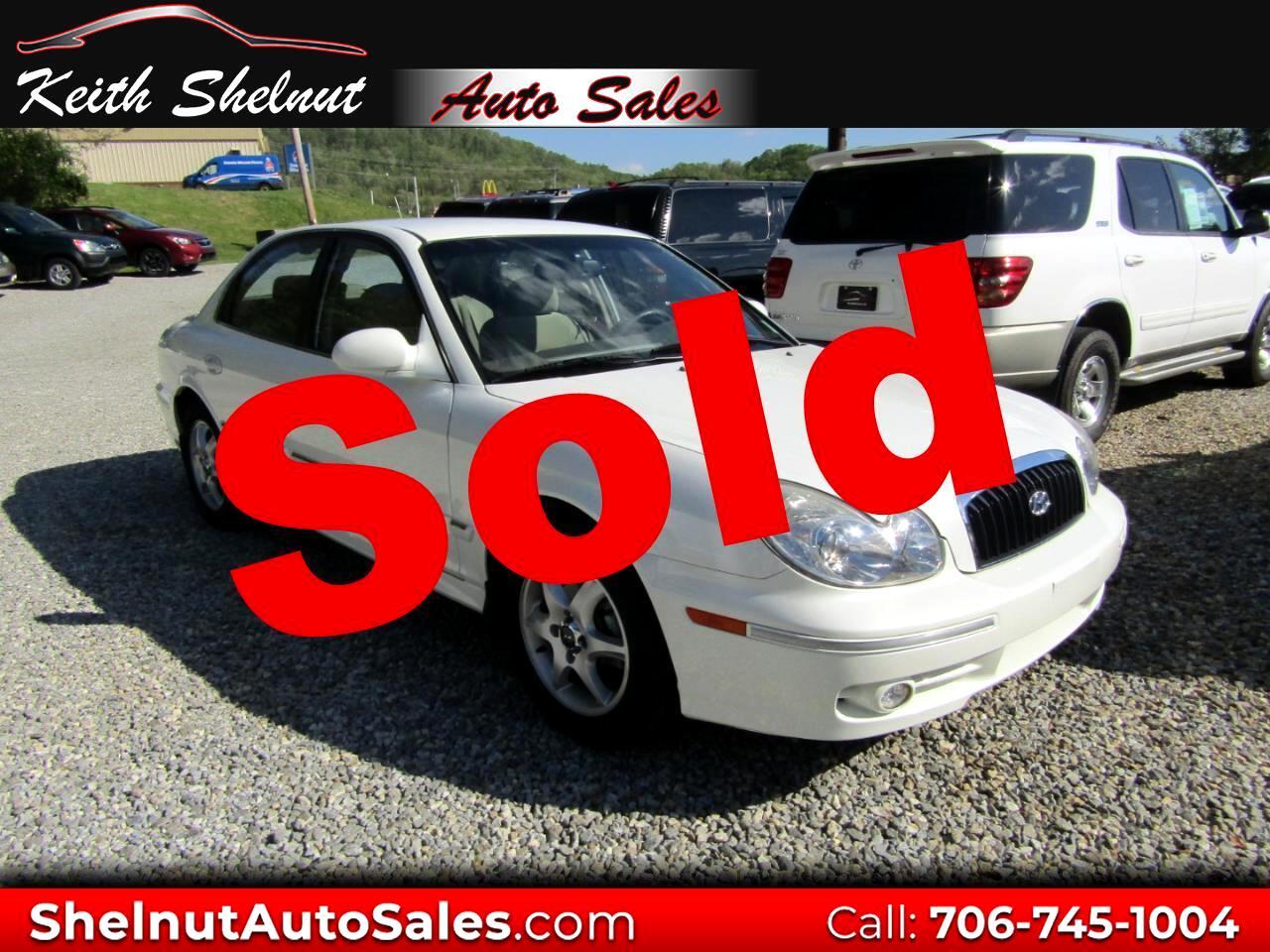 2005 Hyundai Sonata 4dr Sdn GLS Special Value V6 Auto