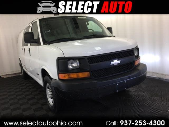 2006 Chevrolet Express 2500 Extended Cargo