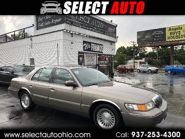 2001 Mercury Grand Marquis LS