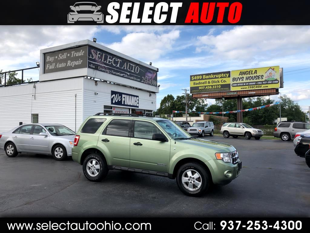 2008 Ford Escape 4dr 3.0L XLT 4WD