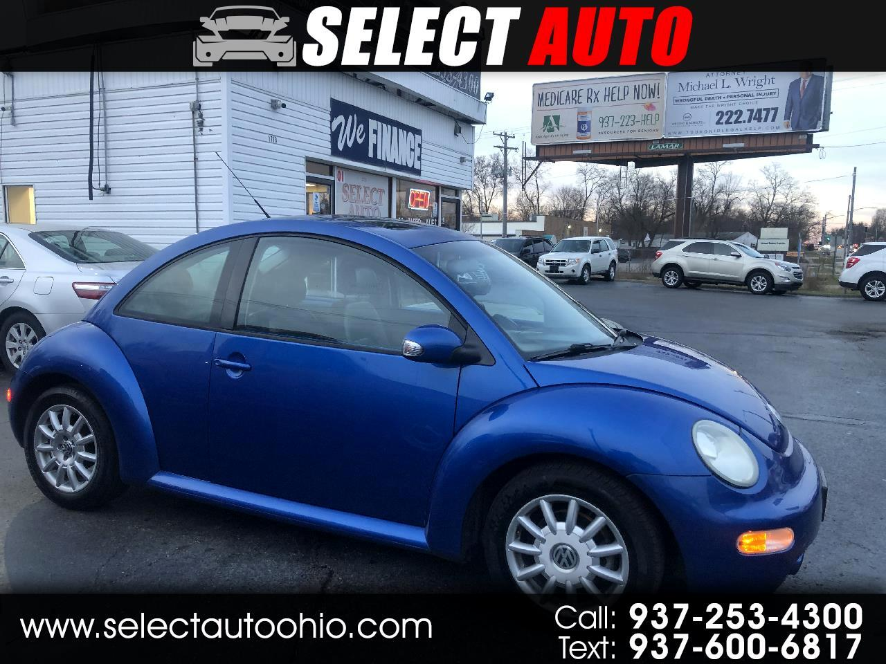 Volkswagen New Beetle GLS 2.0L 2005