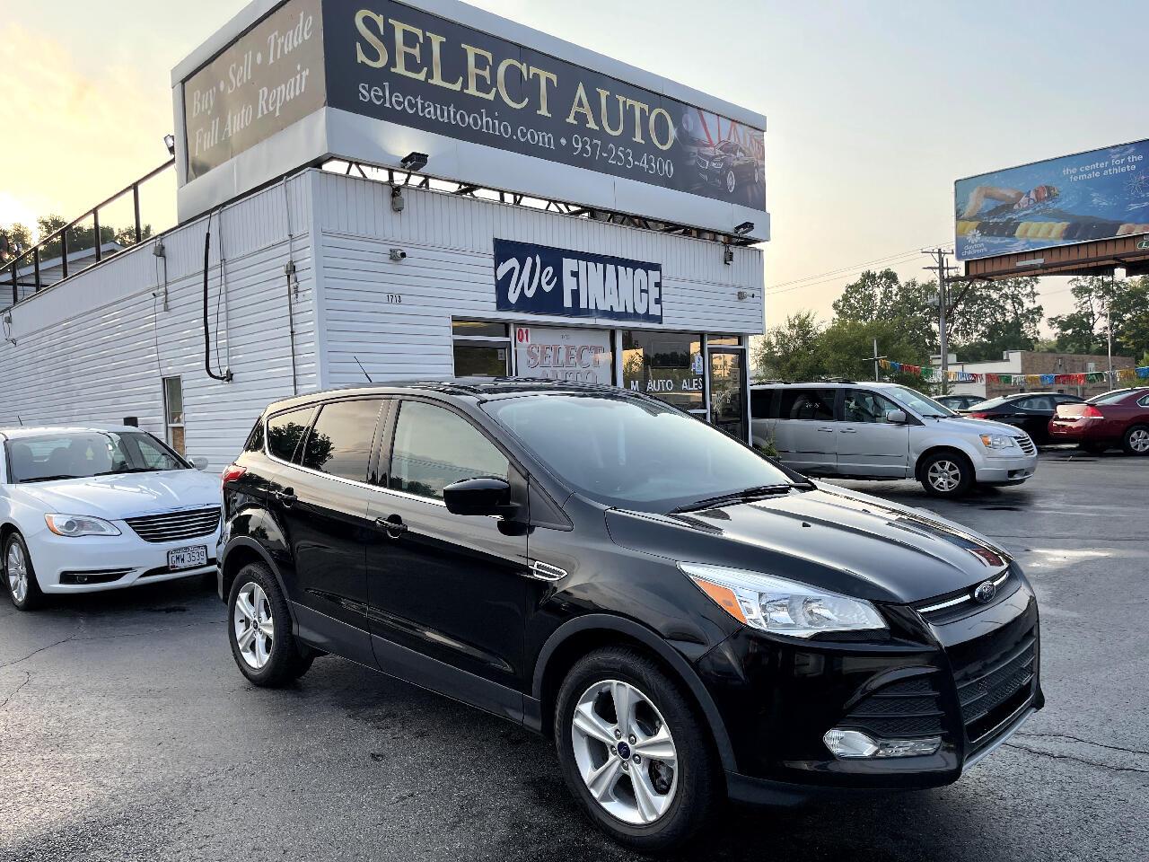 Ford Escape 4WD 4dr SE 2016