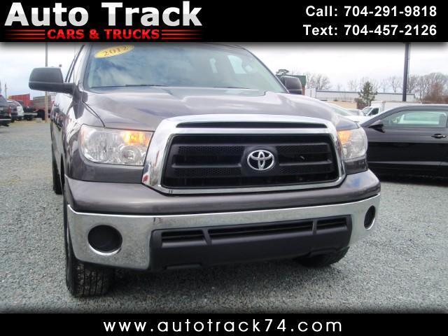 2012 Toyota Tundra Tundra-Grade Double Cab 4.6L 2WD