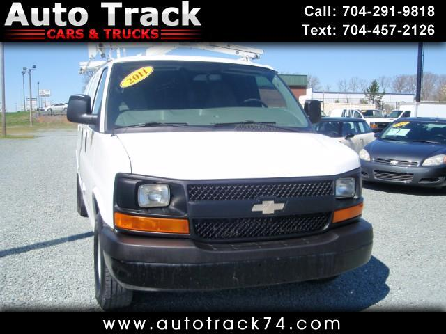 2010 Chevrolet Express 2500 Cargo