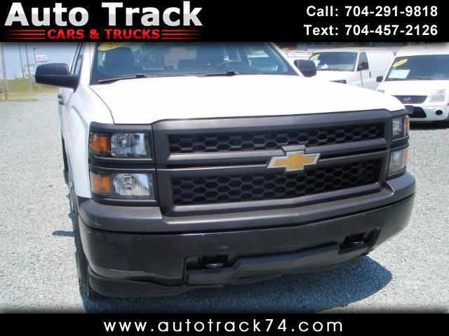 2015 Chevrolet Silverado 1500 Work Truck Double Cab 4WD