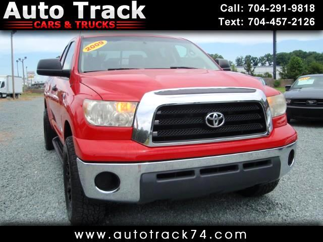 2009 Toyota Tundra 2WD Truck Dbl 4.7L V8 5-Spd AT  (Natl)