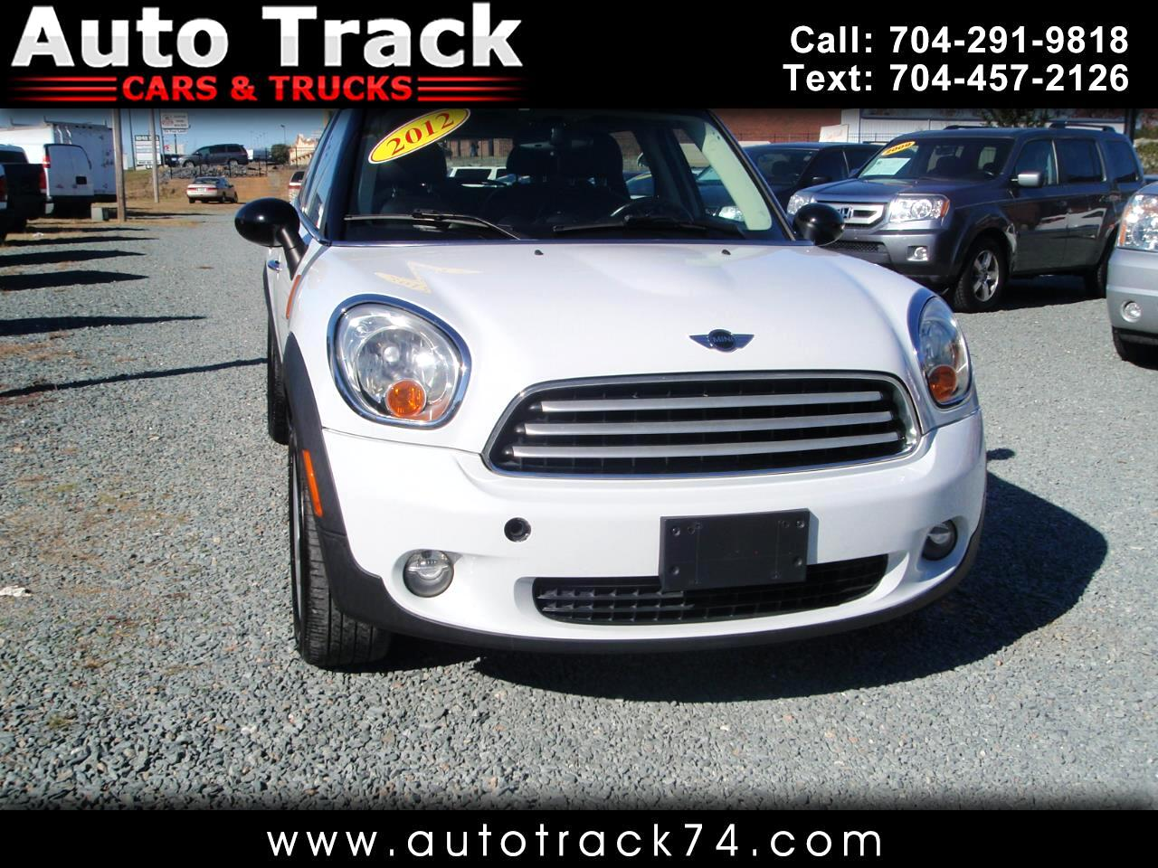 2012 MINI Cooper Countryman FWD 4dr