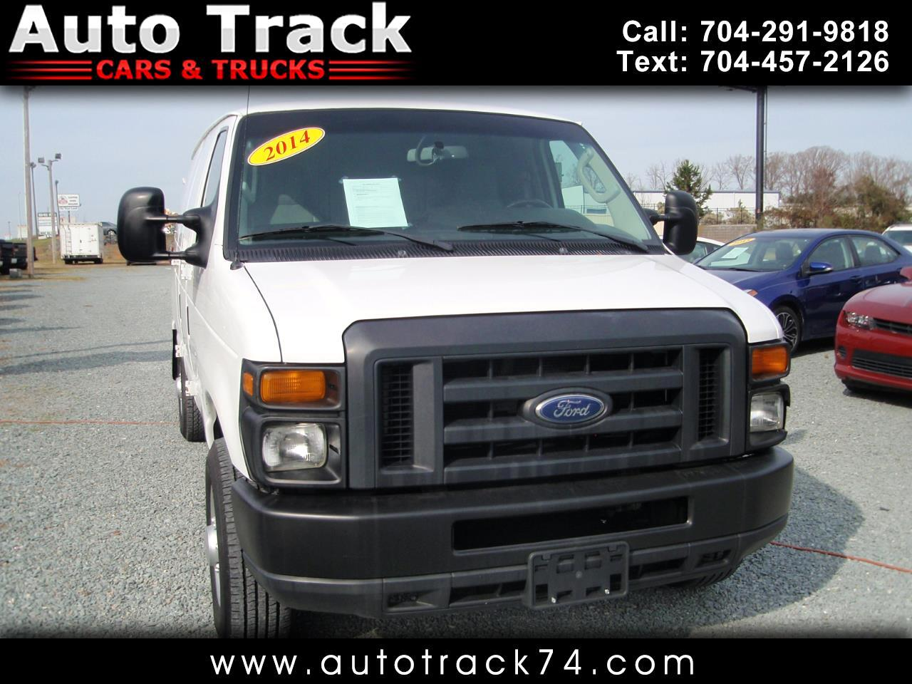 2014 Ford Econoline Cargo Van E-250 Ext Recreational