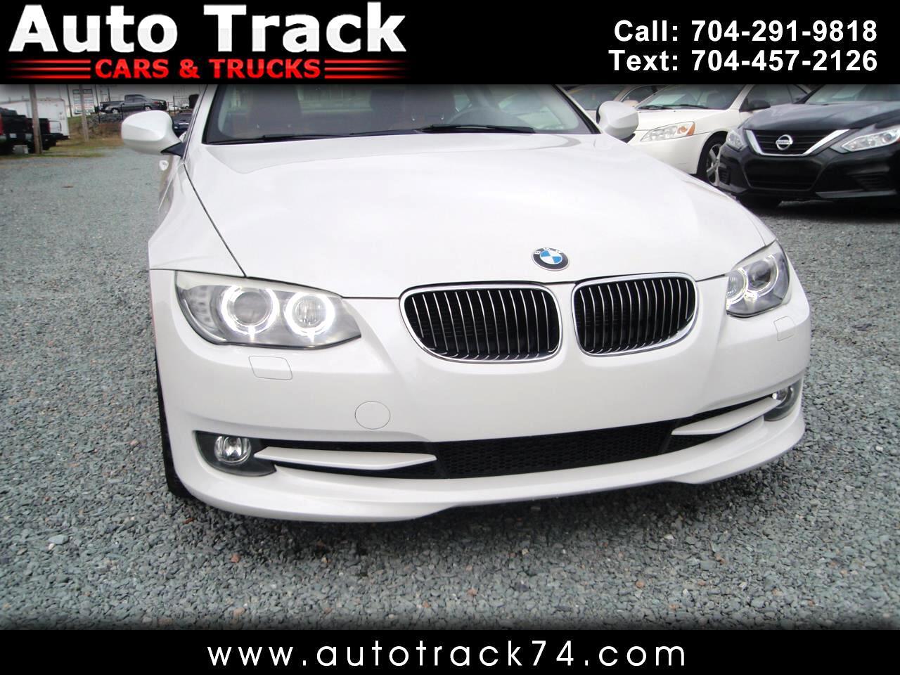 2013 BMW 3 Series 2dr Cpe 335i RWD
