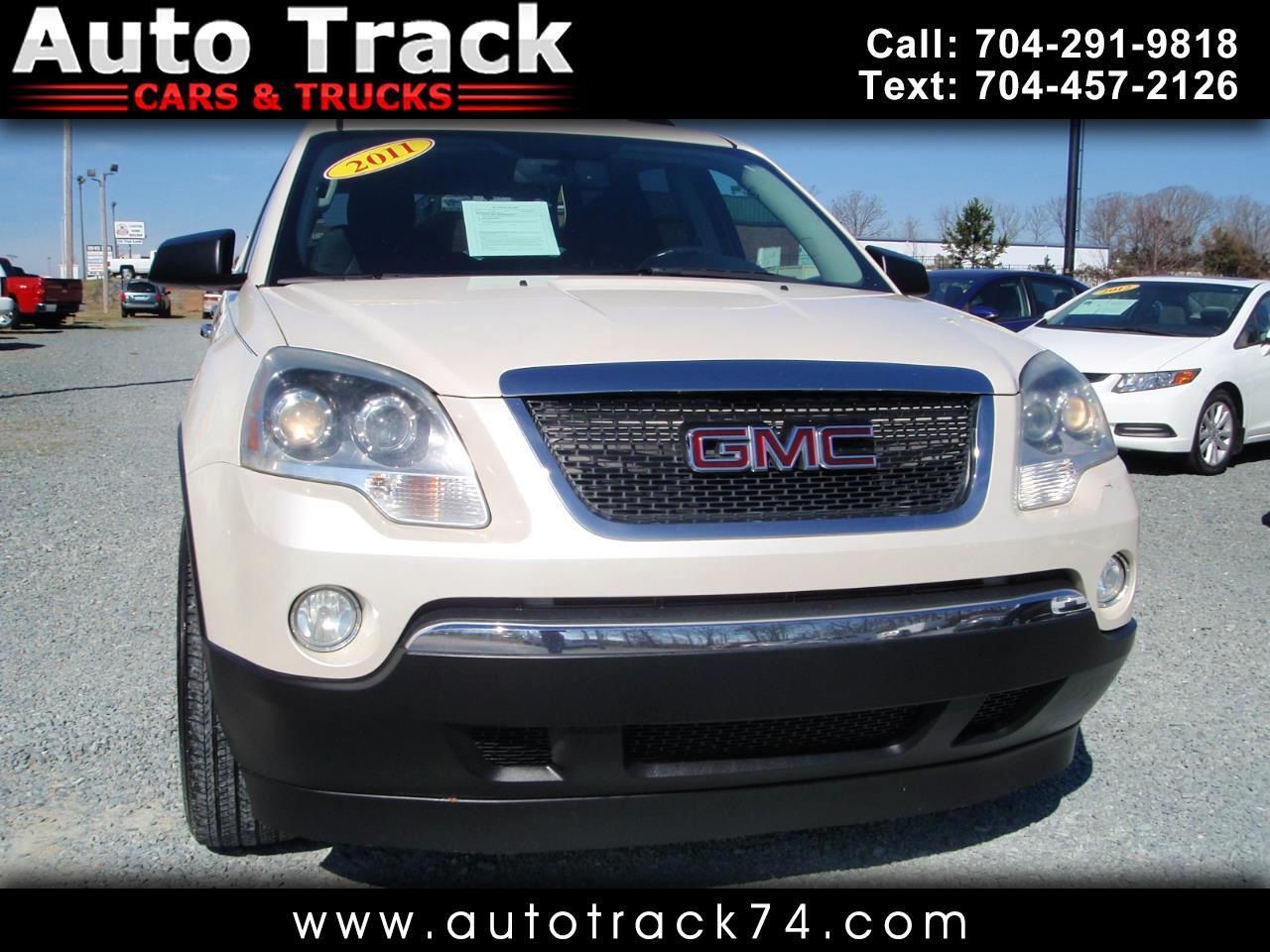 2011 GMC Acadia FWD 4dr SLE