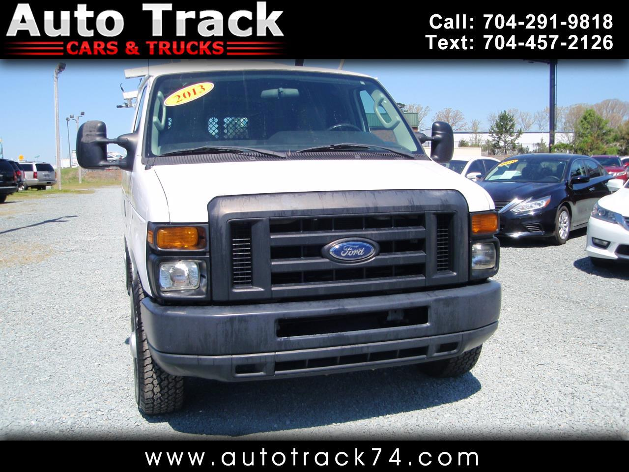 2013 Ford Econoline Cargo Van E-250 Recreational