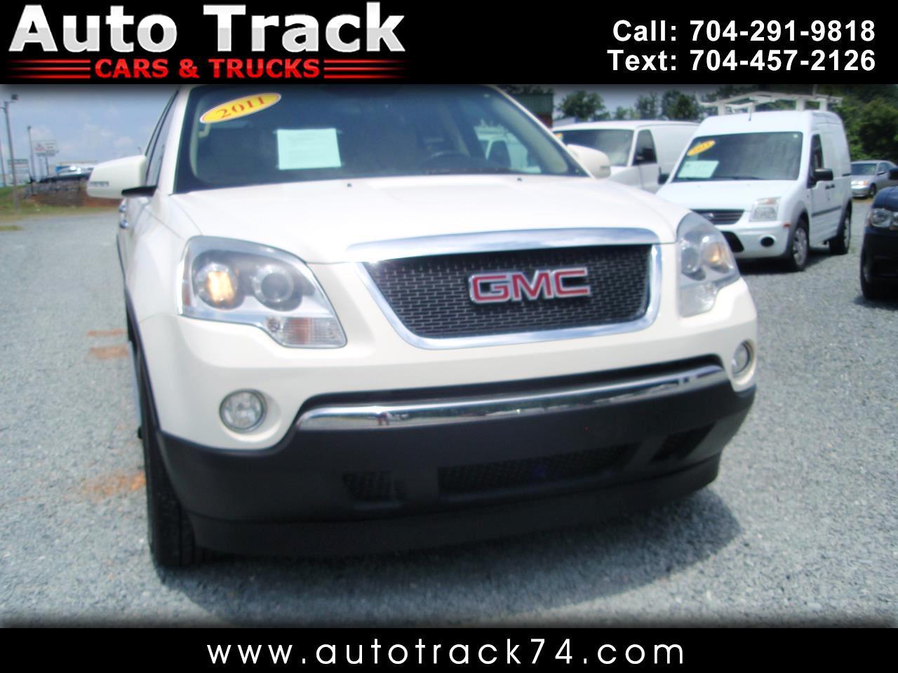 2011 GMC Acadia FWD 4dr SLT2
