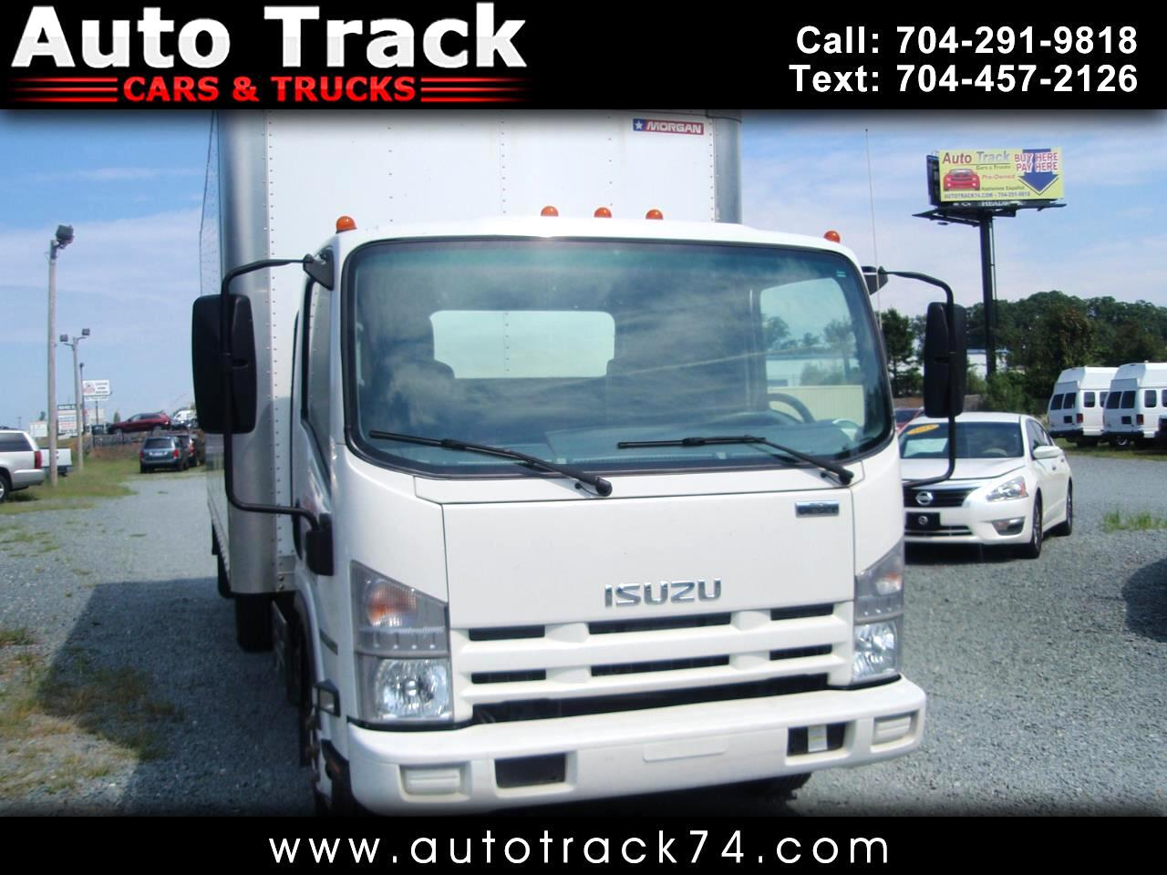 2015 Isuzu NPR DSL REG AT 109