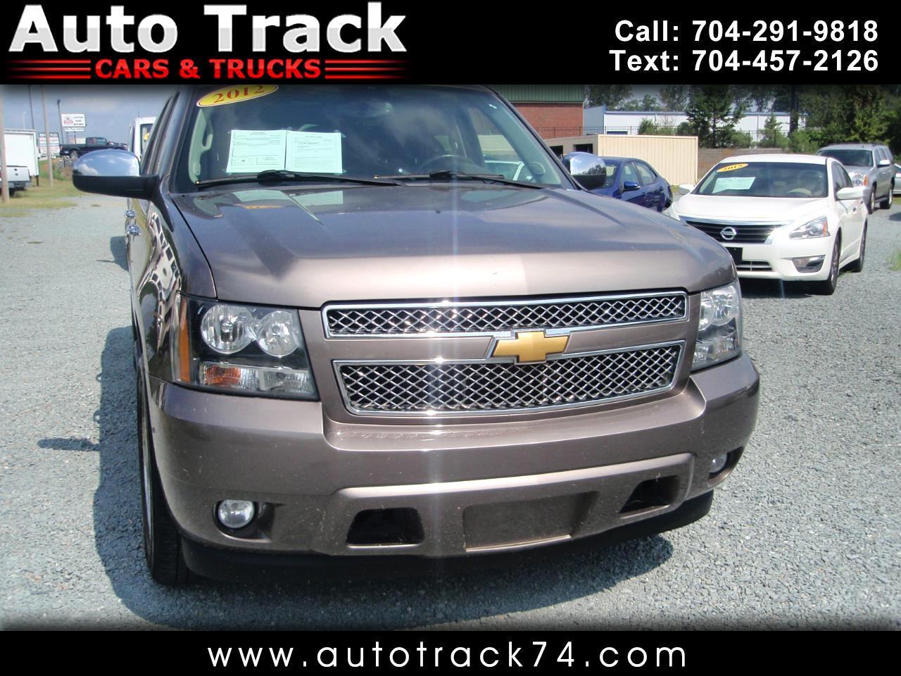 2012 Chevrolet Suburban 2WD 4dr 1500 LTZ